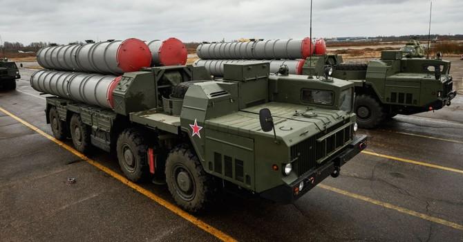 Nga sắp bán giao cho Iran hệ thống tên lửa S-300