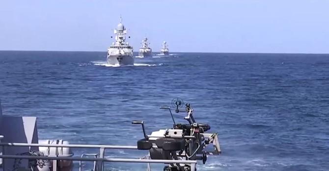Mỹ lo ngại vì sức mạnh của Hải quân Nga