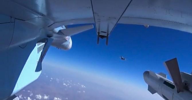 Bộ Quốc phòng Nga phủ nhận việc không kích phe đối lập ở Syria