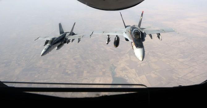 Nga - Mỹ: Ai thả bom vào IS nhiều hơn?