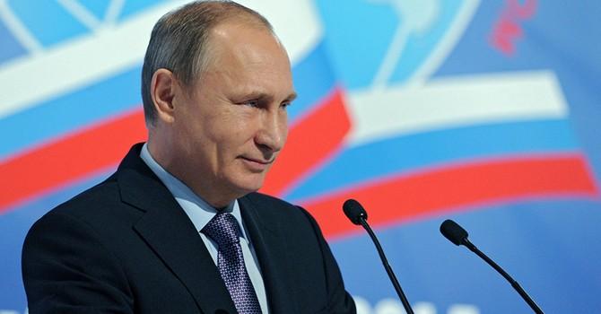 """Ông Putin """"lệnh"""" cho truyền thông Nga chống tuyên truyền của Phương Tây"""