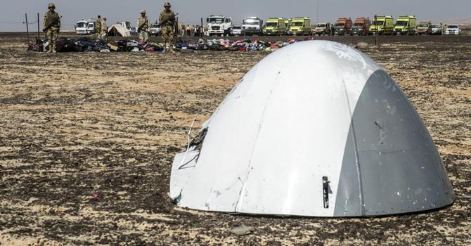 Thảm kịch máy báy Nga rơi: Không phải lỗi kỹ thuật