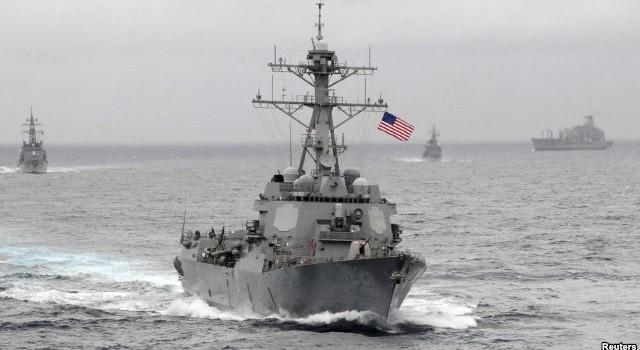 """Mỹ """"quan tâm sâu sắc về nguy cơ xung đột tại Biển Đông"""""""