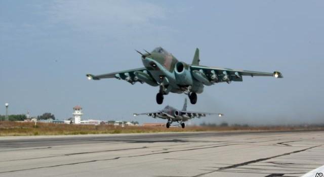 23 thường dân thiệt mạng trong vụ không kích ở Syria