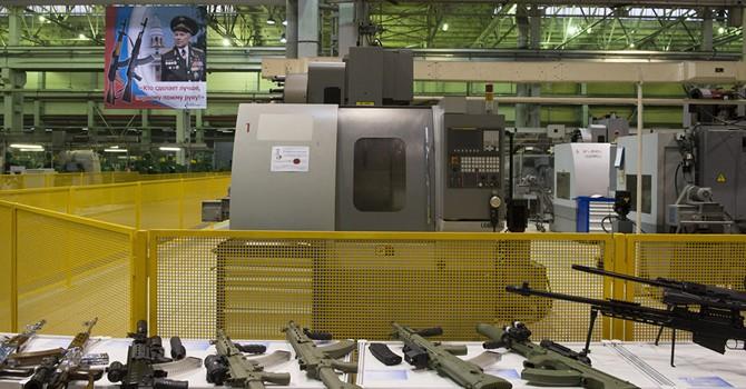 Kalashnikov định lập liên doanh sản xuất súng AK-47 ở Ấn Độ