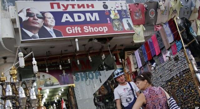 Anh, Nga đưa hàng ngàn công dân rời khỏi Ai Cập