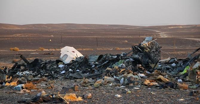 Ai Cập chấp thuận cho FBI điều tra vụ máy bay Nga rơi