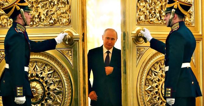 Vì sao ông Putin không dự hội nghị thượng đỉnh APEC?