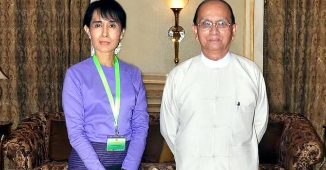 Tổng thống Myanmar Thein Sein cam kết trao quyền cho đối lập