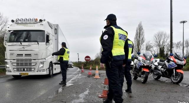 Châu Âu nâng cao biện pháp an ninh sau vụ khủng bố tại Paris
