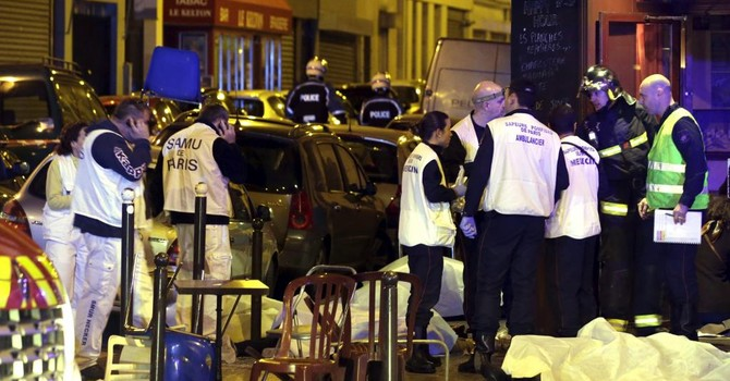 Khủng bố tại Paris: Báo Pháp thuật lại 6 địa điểm bị tấn công