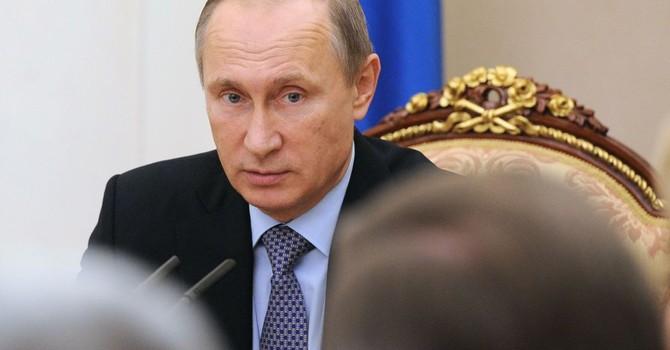 Ông Putin lệnh cho đặc nhiệm tiêu diệt thủ phạm vụ khủng bố máy bay Nga