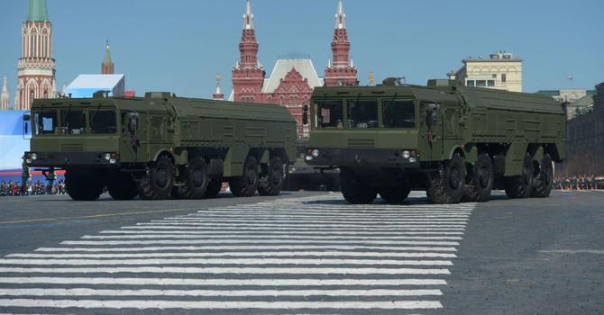 Lần đầu tiên Nga phóng tên lửa Iskander-M vào ban đêm