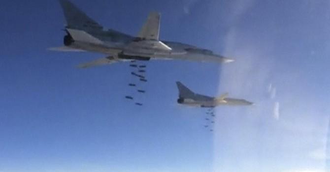 Syria: Nga gia tăng tấn công IS