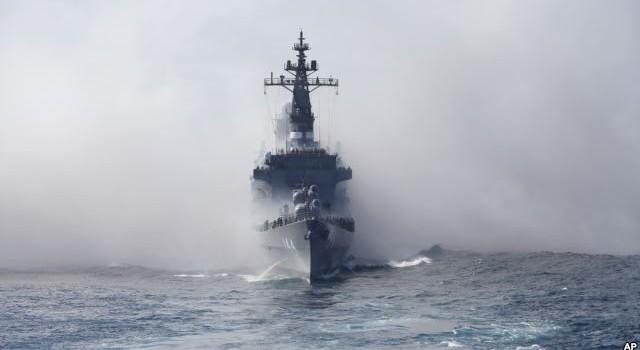 Nhật Bản có thể phái lực lượng tới Biển Đông