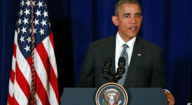 Ông Obama: Mỹ và đồng minh sẽ triệt hạ IS