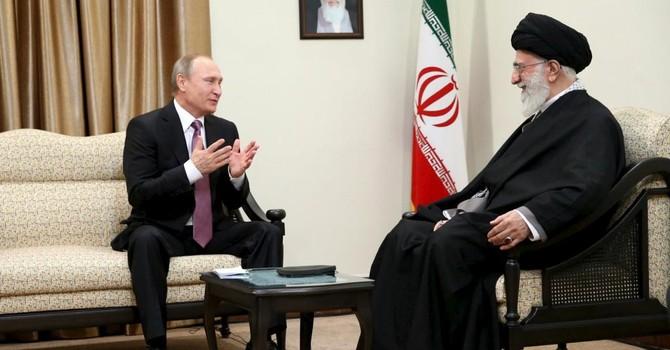 Trục Moscow và Teheran tại Trung Đông, thông điệp cảnh báo phương Tây