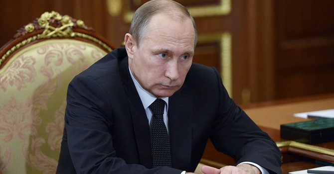 Ông Putin nói gì sau vụ Su-24 bị F16 của Thổ Nhĩ Kỳ bắn hạ?