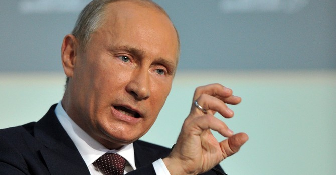 Ông Putin tố ở Thổ Nhĩ Kỳ có nhiều dầu mỏ của IS