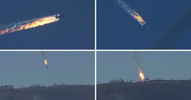 """Vụ F16 bắn hạ Su-24: """"Sự tin cậy và đối tác đã trở thành thù địch"""""""