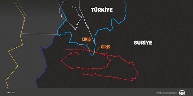 Giải mã vụ Thổ Nhĩ Kỳ bắn hạ phi cơ Nga
