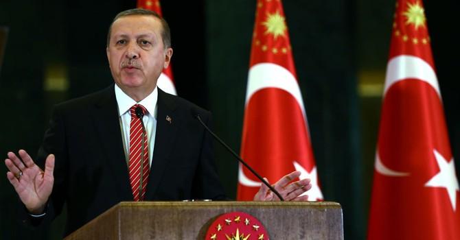 Ông Erdogan: Thổ Nhĩ Kỳ sẽ tiếp tục hành động như vụ bắn hạ Su-24