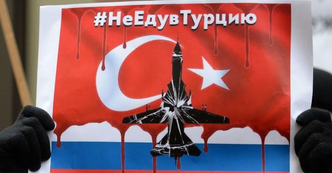 """Nga """"tung đòn"""" trừng phạt kinh tế Thổ Nhĩ Kỳ"""