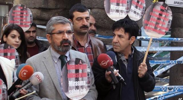 Luật sư người Kurd nổi tiếng ở Thổ Nhĩ Kỳ bị bắn chết
