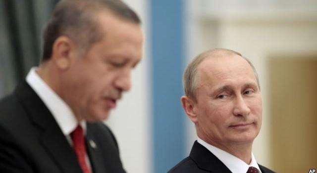 """Tổng thống Nga Putin ký sắc lệnh """"trừng phạt"""" Thổ Nhĩ Kỳ"""