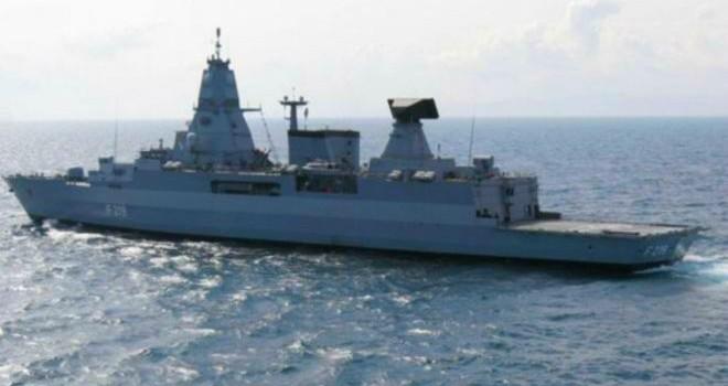 Đức điều chiến hạm sang Syria giúp Pháp đánh IS