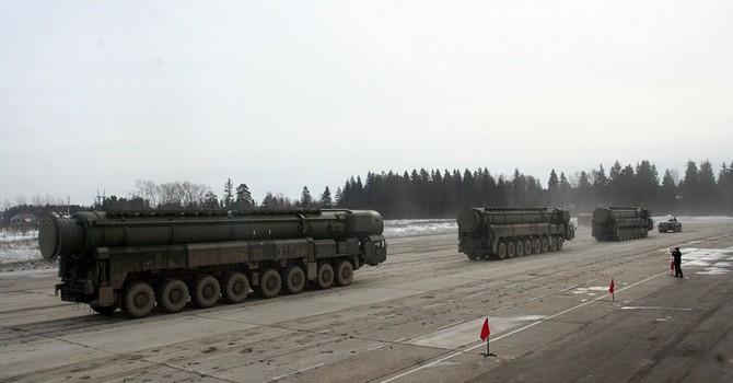 Binh chủng tên lửa Nga sẽ trang bị các vũ khí mới