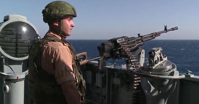 """Chống khủng bố ở Syria """"đậm nét"""" trong thông điệp của ông Putin"""