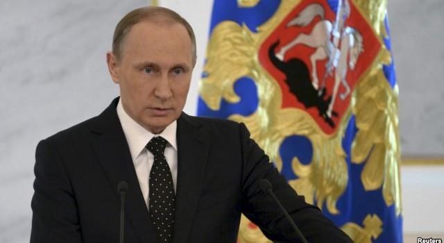 Ông Putin đe dọa Thổ Nhĩ Kỳ trong bài phát biểu trước toàn dân