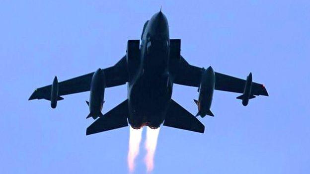 Quân đội Anh lại ồ ạt không kích IS tại Syria