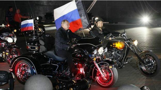 Ông Putin và quyết tâm phục dựng quyền lực của nước Nga