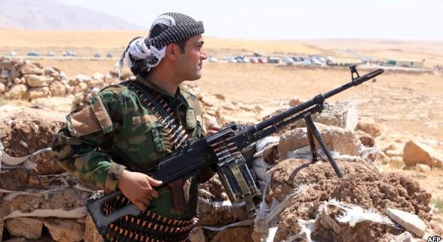 """Iraq đòi Thổ Nhĩ Kỳ rút quân sau vụ """"xâm phạm lãnh thổ"""""""