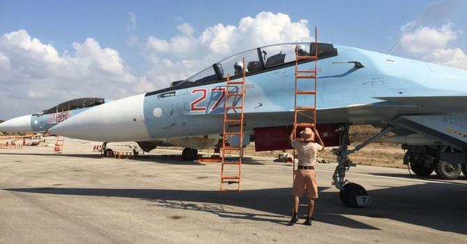 Nga bác bỏ thông tin tăng số lượng căn cứ không quân tại Syria