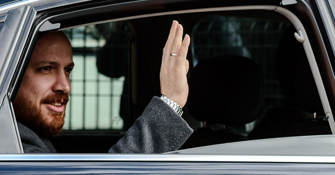 """Báo Handelsblatt: Con trai Erdogan là """"Bộ trưởng dầu mỏ IS"""""""