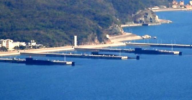 Trung Quốc bành trướng hải quân với căn cứ ở Châu Phi