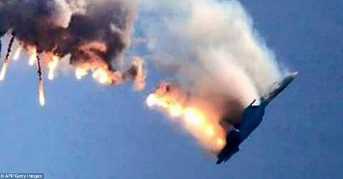 """Khảo sát: Dân Nga """"ghét"""" Thổ Nhĩ Kỳ sau vụ Su-24"""