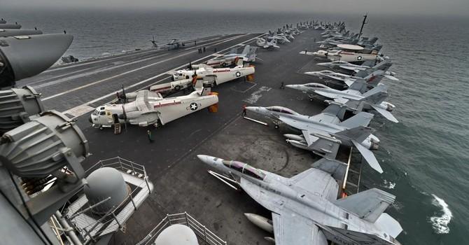 Biển Đông: Dù Trung Quốc đe dọa, Singapore vẫn xích lại gần Mỹ