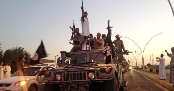 Sau Syria, Iraq định mời Nga vào diệt IS