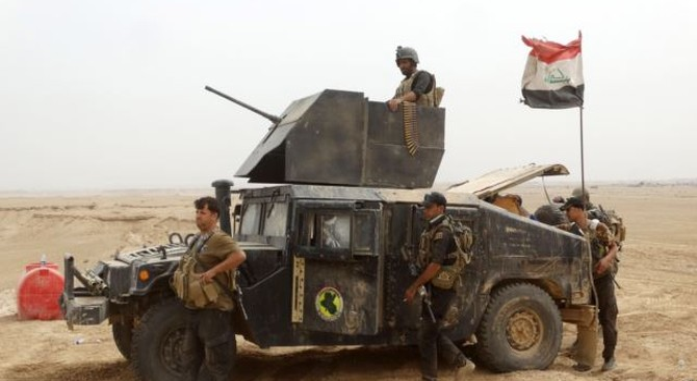 Quân đội Iraq tái chiếm Ramadi từ tay IS