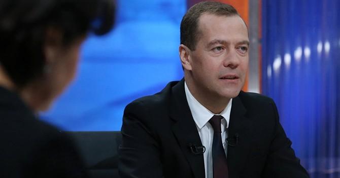 Ông Medvedev: Kế hoạch chống khủng hoảng của Nga đang phát huy tác dụng