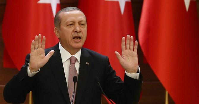 Ông Erdogan: Quân đội Thổ Nhĩ Kỳ điều quan vào Iraq theo yêu cầu của Baghdad