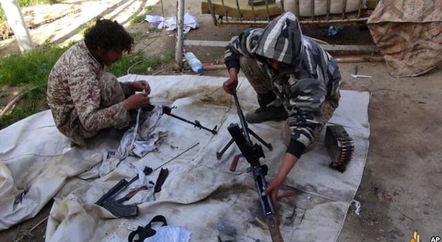 IS lấy vũ khí phần lớn từ Iraq