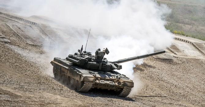 """Nga chế tạo """"áo phủ"""" Mantya chống lựu đạn, """"tàng hình"""" với radar"""