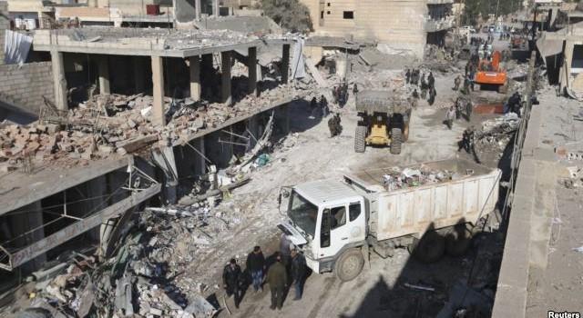 Mỹ lên án IS gây ra các vụ đánh bom đẫm máu ở Syria