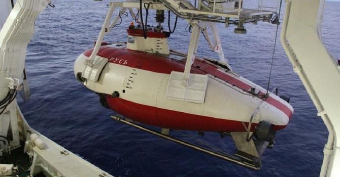 Nga thử nghiệm thành công máy lặn sâu trong Đại Tây Dương