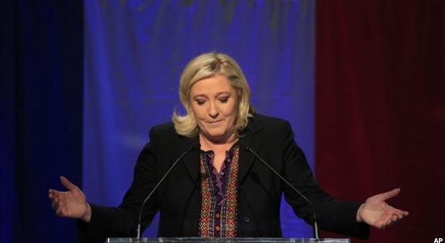 Đảng cực hữu Pháp thất bại trong cuộc bầu cử cấp vùng